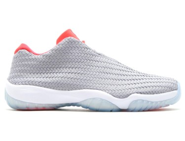 Air Jordan Future Low - Wolf Grey / Infrared