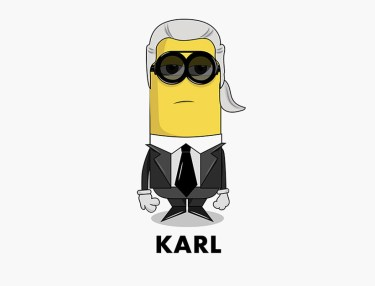 Fashion Icons Reimagined As Minions