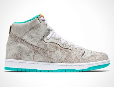 Nike SB Dunk High - Flamingo