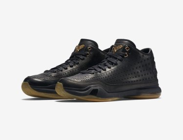 Nike Kobe X Mid EXT - Black/Metallic Gold