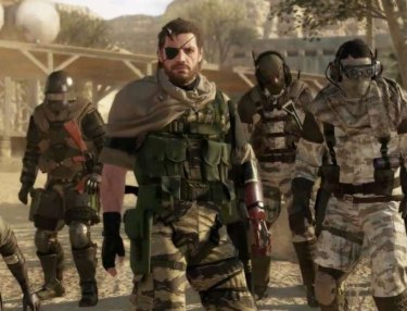 Metal Gear Solid V: The Phantom Pain (Launch Trailer)