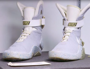 Original Nike Air MAG From 'Back To The Future II' Still Exist Today