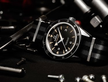 James Bond x OMEGA Seamaster 300 - Spectre