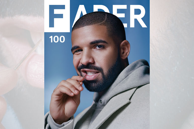 Drake - The FADER 100th issue