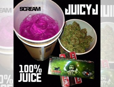 Juicy J - 100% Juice (Mixtape)
