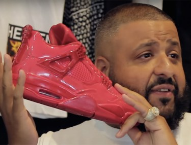 Sneaker Shopping With DJ Khaled