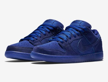 Nike SB Dunk Low - Once In A Blue Moon