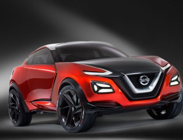 Nissan Gripz Concept Crossover