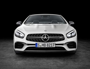2016 Mercedes-Benz SL