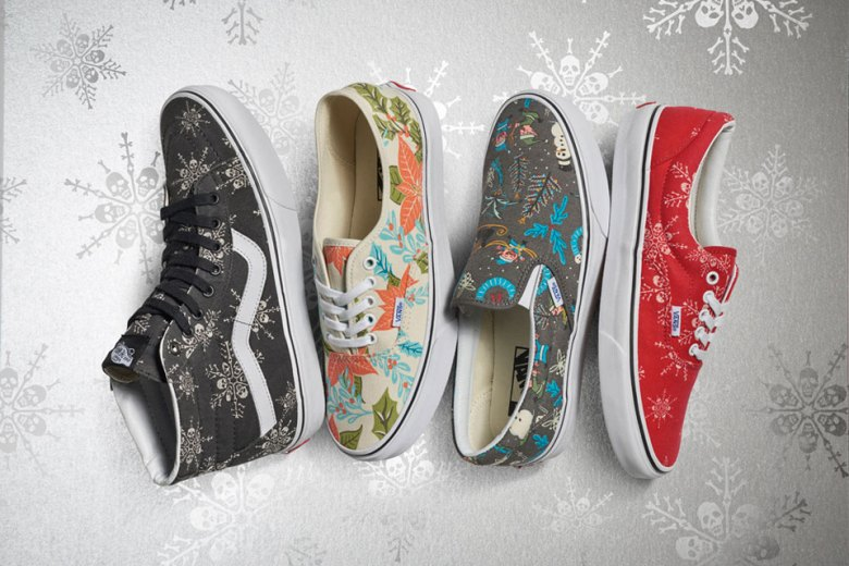 Vans Holiday 2015 'Holidays with the Vans Dorens'