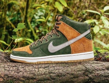 Nike SB Dunk High PRM - Homegrown