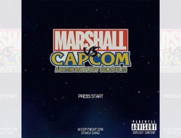 Okatu Gang - Marshall vs Capcom mixtape
