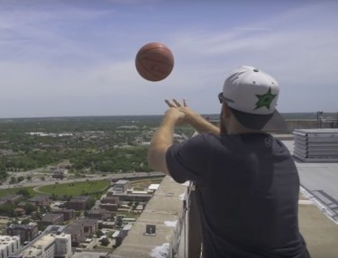 Dude Perfect Breaks Multiple World Records in Single Day