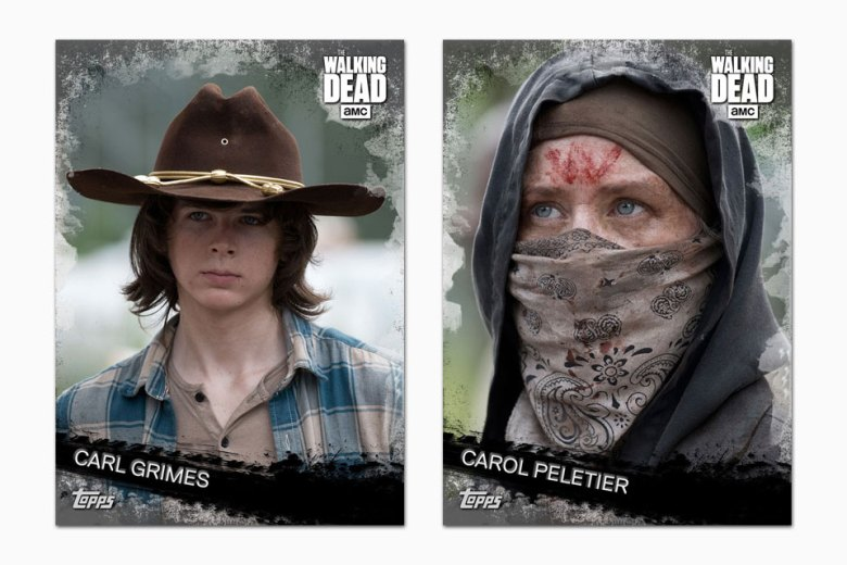 The Walking Dead: Card-Trader