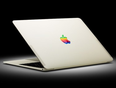 ColorWare Apple MacBook Retro