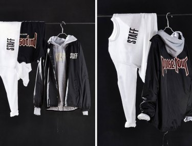Justin Bieber x Urban Outfitters Purpose Tour Merch