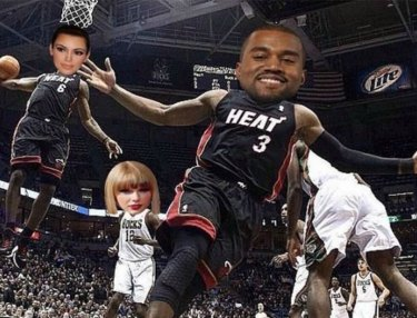#KimExposedTaylorParty