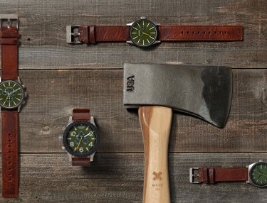 Nixon Timberline Valley Collection
