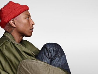 G-Star RAW Unveils First Campaign With Pharrell