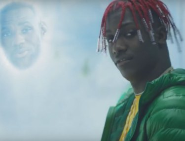 LeBron James Lil Yachty Sprite Commercial