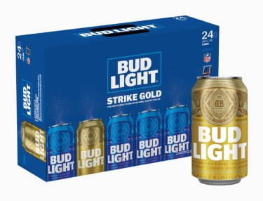 Bid Light Strike Gold