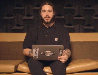 Post Malone Reacts to Youtube Comments