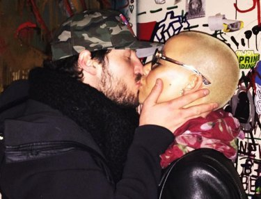 Amber Rose and Val Chmerkovskiy