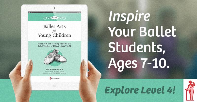 Level 4 Ballet Arts Curriculum Release