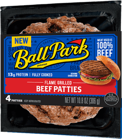 Small Of Ball Park Franks