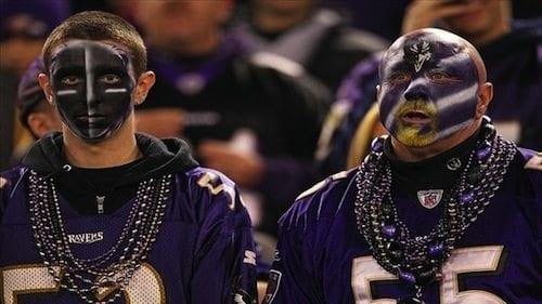 Ravens-Fans