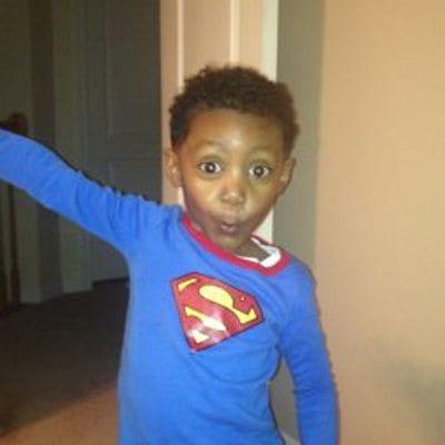 Michael, 4, Belair