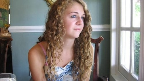 Grace McComas took her life after a vicious cyberbullying campaign. Photo via Loyola Magazine.