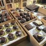 Luscious chocolates from Velvet Chocolatier