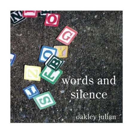 Words and Silence - Front Cover (Border)