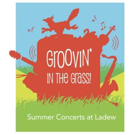 Groovin in the Grass Logo
