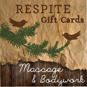Massage Therapy, Pregnancy Massage or Thai Yoga Bodywork / 60 min / $80 / 90 min / $100 @ Respite