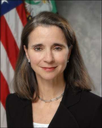 Under Secretary of the Treasury Mary Miller