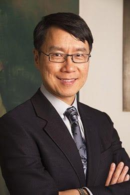MICA's new president, Samuel Hoi.