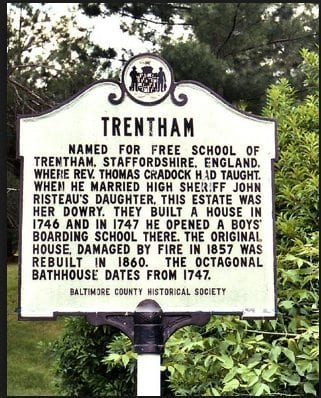 trentham sign