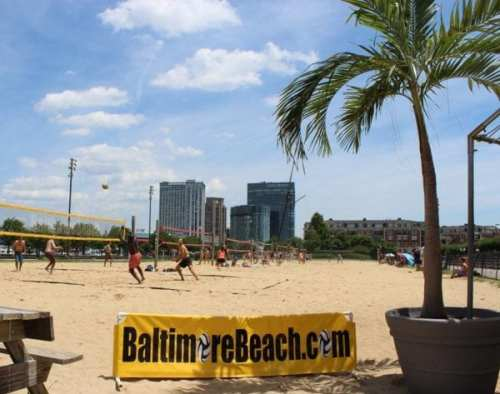 Baltimore Beach