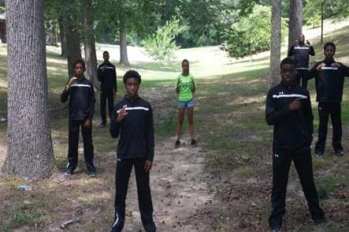 HTL Track Club Qualifies for Junior Olympics