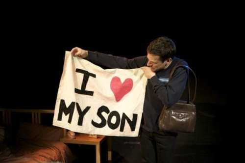 Mother Son at theatre project