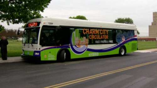 The Charm City Circulator