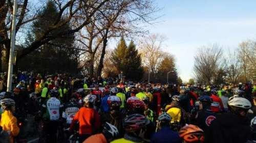 Memorial ride for Tom Palermo (Bikemore)