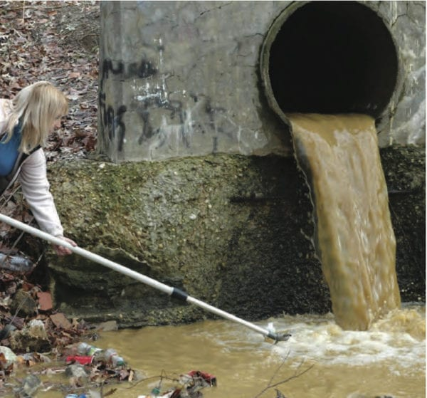 Stormwater Runoff Pollution : Baltimore fishbowl why hogan is wrong about the rain tax
