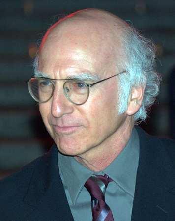University of Maryland alumnus Larry David.