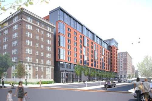 3200 St. Paul St. (rendering)
