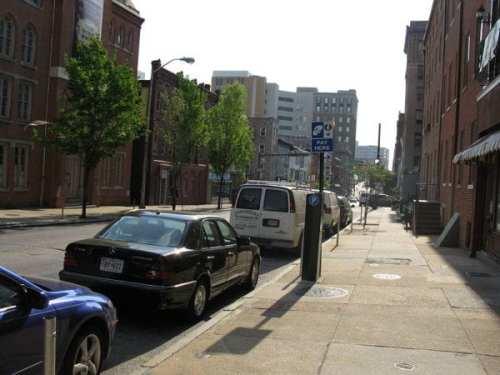 Parallel Parking in Baltimore