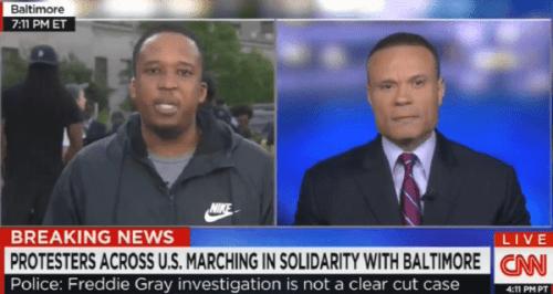 D. Watkins (left) on CNN.