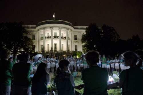 White House photo by Amanda Lucidon